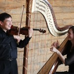 Duo with Sittichai Pengcharoen, concertmaster of the Thailand Philharmonic Orchestra